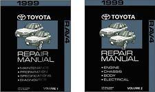 1999 Toyota RAV4 OEM Repair Manual