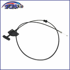 BRAND NEW HOOD RELEASE CABLE WITH HANDLE FOR CHEVY S10 BLAZER GMC 82-94 912-003