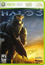 HALO 3 (SHOOTER GAME) | Microsoft | XBOX 360 | VGC