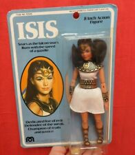 VINTAGE MEGO  1976 ISIS  NEVER REMOVED FROM PACKAGE MOC