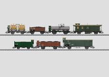 Märklin 46086 Wagenset: 7 Güterwagen K.W.St.E. Ep.1. Neu in OVP.