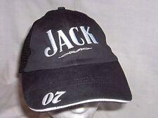 #826L - JACK DANIEL'S OLD NO. 7 WHISKEY - BALL CAP, HAT