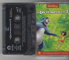 MC Kassette Das Dschungelbuch 2    - Hörspiel Walt Disney Klassiker süss