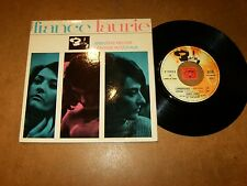 FRANCE LAURIE  - EP FRENCH BARCLAY 70820 / LISTEN - JAZZ GOSPEL  FRENCH POPCORN