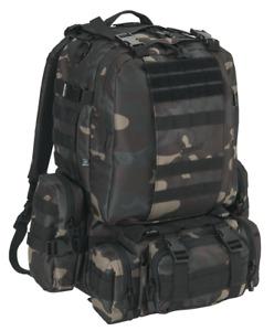 Brandit US Cooper Modular Pack Rucksack Backpack darkcamo