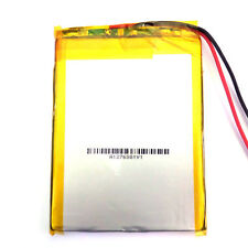 "3.7v 4000mah Replacement Battery for A13 A20 Allwinner 7"" 8"" 9"" Android Tablet"