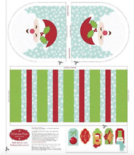 """Christmas Cheer 36"""" Table Runner Patrick Lose Fabric 100% cotton fabric panel"""