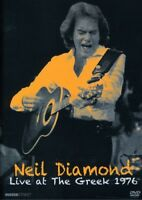 Neil Diamond - Live at the Greek Theatre [New DVD] Amaray Case