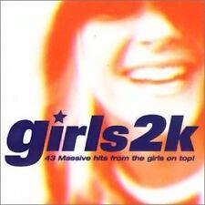 Girls 2K - Various Artists ( Cd, 2000 ) 2 Disc Set
