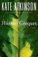 HUMAN CROQUET by Kate Atkinson FREE SHIPPING paperback book a brilliant novel
