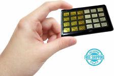 10 Gram Gold Bullion Bar Argor S.A