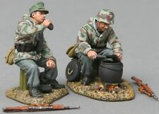 Thomas Gunn Ww2 German Ss056a Panzer Grenadier Breakfast Club Normandy MIB