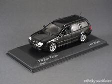 1:43 Minichamps Volkswagen Bora Variant 1999 schwarz - NEU VW Bora Kombi 140067