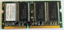 Barrette 64 Mo PC-100 144 pins PC100U-222-612-A Origine HP