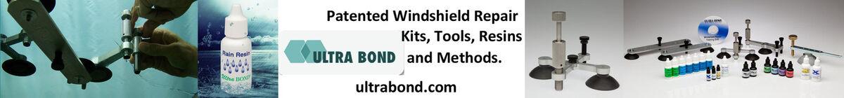 Ultra Bond Windshield Repair