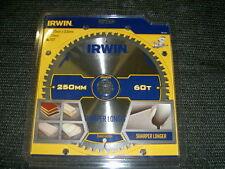 Irwin 1897426 costruzione Lama 250 x 30mm x 60t ATB/NEG M