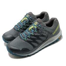 Merrell Nova 2 Monument Grey Men Trail Running Outdoors Hiking Shoes J035563