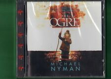 THE OGRE OST COLONNA SONORA MICHAEL NYMAN CD NUOVO SIGILLATO