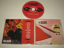 THE NIXONS/LATEST THING(KOCH/33398-2)CD ALBUM