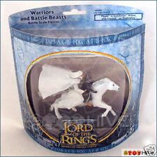 LOTR AOME Pippin in Gondorian Armor Gandalf & Shadowfax