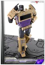 New Transformers Unique toys Bruticus UT M-02 Gahz'ranka G1 SWINDLE Reprint