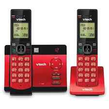 Vtech CS5129-26 DECT 6.0 2 Handset Cordless Telephone Digital Answering System