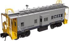 O Scale Atlas Trainman 2001781-2,-2 Bay Window Caboose CSX #900415  (2-Rail)