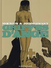 MOEBIUS JEAN GIRAUD ANGEL CLAWS RARE ARTBOOK HARDCOVER HC SKETCHBOOK Comic Art
