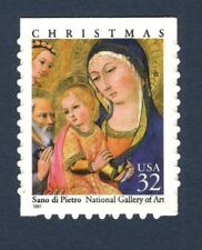 3176 Madonna & Child Us Single Mint/nh (Free Shipping)