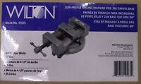 Wilton 11615 4-1/2 Low Profile Milling Machine Vise with Base