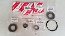 TOYOTA OEM 93-98 Supra JZA80 diff overhaul rebuild kit (seals, bearings, O-ring)