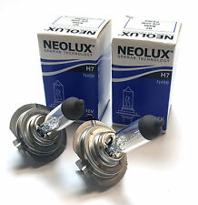 2x Halogen Car Light Bulb Lamp Neolux (OSRAM) N499 H7 477 Clear 12V 55W Front B