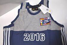 Adidas originals Mens Human Pharrell Williams HU Race Tank top Mens Large