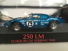 1:18 Hot Wheels Elite Ferrari 250 LM 12 Hours Of Sebring 1965