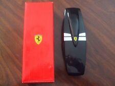 """""""Artena"""" Ferrari Red (Blk Ink) Pen W/Unique Case and Original Box-NEW-L@@K"""