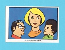 Micro Ventures Professor, Jill & Mike Vintage 1973 Hanna Barbera Spanish Card