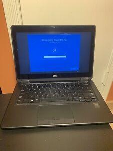Dell Latitude Laptop E7250 Core i7-5600u 256 GB SSD 8 GB Win 10 Pro Grade A