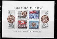Germany(DDR),Scott#146a,Souvenir sheet,MNH,Scott=$100