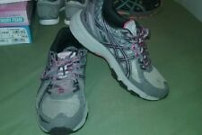 Asics Women's size 8 Tennis Shoes Athletic Gel Venture 6 BACK TO SCHOOL