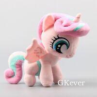 Flurry Heart 10'' Plush Toy Soft Stuffed Animal Doll Figure Unicorn Horse Teddy