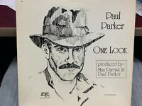 "PAUL PARKER ONE LOOK 12"" 1987 DICE TGR-1011 FREESTYLE"