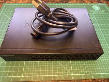 Netgear GS324 24-Port Gigabit Ethernet Unmanaged Switch