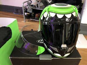 HJC RPHA 11 Pro Mike Wazowski Helmet Size Medium
