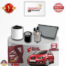 Mantenimiento Filtros + Aceite Seat Altea 1.4 16V 63KW 86CV De 2013- >
