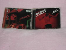 Kid Rock 2x Cd Lot Devil Without a Cause [Pa] & 'Live' Trucker [Clean] [Edited]