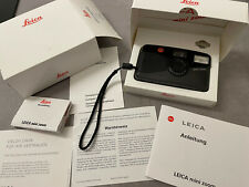 Leica Mini Zoom Original Box With Databack 18005