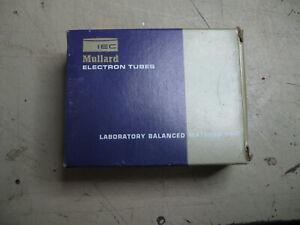 Factory matched pair of Mullard 6CA7/EL34 tubes NOS