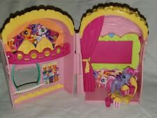My Little Pony G3 Ponyville Popcorn Movie Theater Playset with Accesories