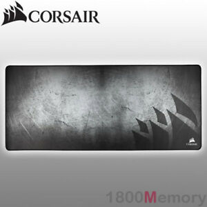 Corsair Gaming MM350 Anti-Fray Cloth Mouse Pad Mat XL Extended Natural Rubber