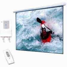 Schermo Proiettore Motorizzato DynaSun HDTV PS603 300cm + Pannello e Telecomando